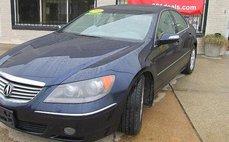 2008 Acura RL Technology