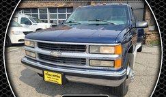 1998 Chevrolet C/K 3500 Crew Cab 2WD