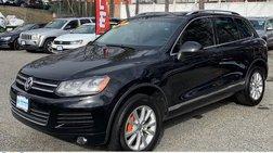 2014 Volkswagen Touareg 4dr 3.6L Sport