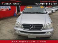2004 Mercedes-Benz M-Class ML 350