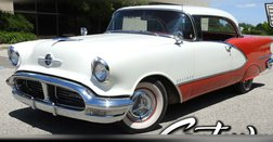 1956 Oldsmobile Ninety-Eight Holiday Coupe