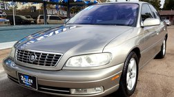 2001 Cadillac Catera Base