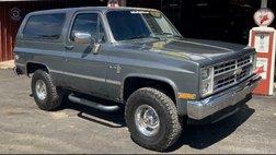 1988 Chevrolet Blazer 4WD