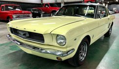 1966 Ford Mustang 289 / Automatic