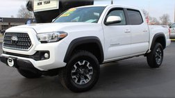 2019 Toyota Tacoma TRD Off Road Double Cab 5' Bed V6 MT (Natl)