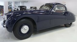 1952 Jaguar XK 120 Fixed Head Coupe | Left-hand drive