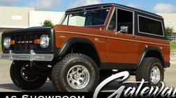 1969 Ford Bronco Sport