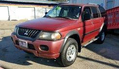 2002 Mitsubishi Montero Sport ES 2WD
