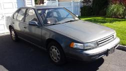 1991 Nissan Maxima SE