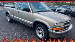 1999 Chevrolet S-10 LS Xtreme