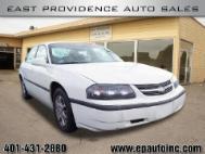 2005 Chevrolet Impala Base