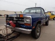 1990 Dodge RAM 250 SE