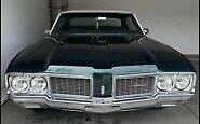 1970 Oldsmobile Cutlass f85