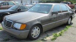 1993 Mercedes-Benz 400-Class 400 SEL