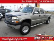 2001 Chevrolet Silverado 2500HD LT