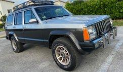 1987 Jeep Cherokee Laredo
