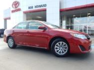 2013 Toyota Camry LE**GREAT CAR, 1 OWNER**
