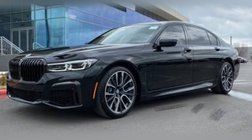 2021 BMW 7 Series 740i