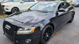 2010 Audi A5 2.0T quattro Premium Plus