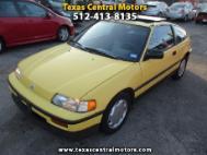 1988 Honda Civic CRX Si