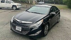 2013 Hyundai Sonata Hybrid HYBRID