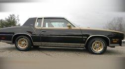 1979 Oldsmobile Cutlass Calais Hurst