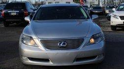 2009 Lexus LS 600h L Base