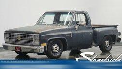 1984 Chevrolet C/K 10 Series C10