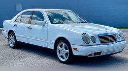 1998 Mercedes-Benz E-Class E 320