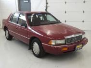 1991 Plymouth Acclaim Base