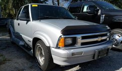 1996 Chevrolet S-10 LS