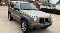 2004 Jeep Liberty Rocky Mountain