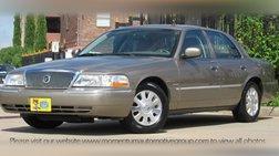 2005 Mercury Grand Marquis LS Ultimate Edition