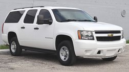 2007 Chevrolet Suburban Commercial