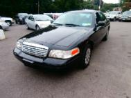 2007 Ford Crown Victoria Base