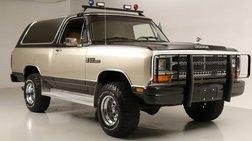 1986 Dodge Ramcharger 150