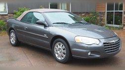 2005 Chrysler Sebring Signature Series