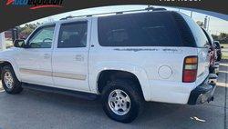 2004 Chevrolet Suburban LT Sport Utility 4D