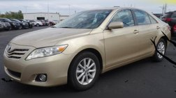 2010 Toyota Camry XLE