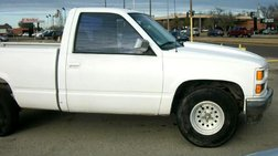 1988 Chevrolet C/K 1500 Reg. Cab 6.5-ft. bed 2WD