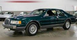 1992 Lincoln Mark VII LSC