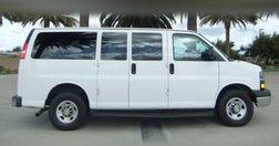 2014 Chevrolet Express LT 2500