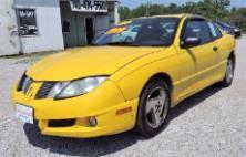 2004 Pontiac Sunfire Coupe
