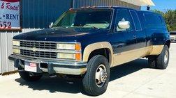 1993 Chevrolet C/K 3500 Ext. Cab 4WD