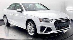 2021 Audi A4 2.0T quattro Premium Plus