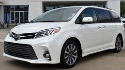 2020 Toyota Sienna Limited 7-Passenger