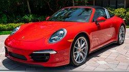 2016 Porsche 911 Targa 4S