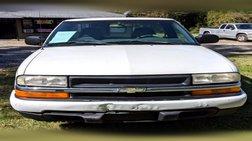 1999 Chevrolet S-10 EL Reg. Cab Short Bed 2WD
