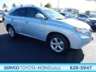 Used Lexus Rx 350 For Sale In Honolulu Hi 9 Cars From 12 995