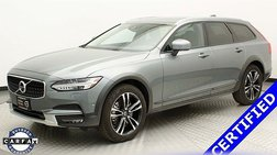2019 Volvo V90 Cross Country T5